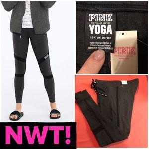 NWT! PINK CAMPUS COLORBLOCK LEGGINGS
